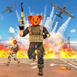 泰迪熊生存射击小游戏