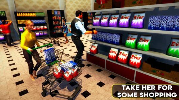 虚拟老公模拟器游戏