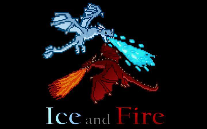 我的世界冰与火之歌mod