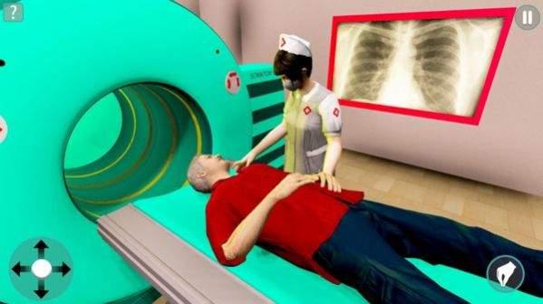 医院手术模拟器游戏