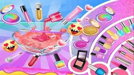 史莱姆化妆品制作者游戏截图