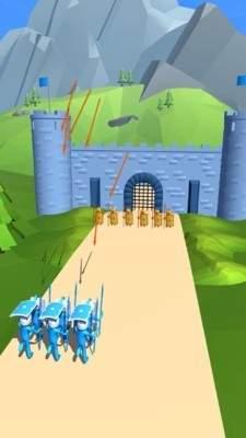火柴人全军出击游戏截图
