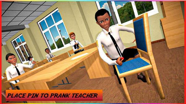 恐怖教师模拟器截图