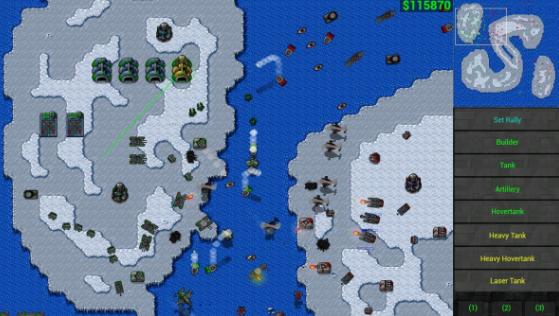 铁锈战争外国模组整合包截图