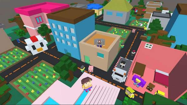 像素小镇欢乐世界游戏截图