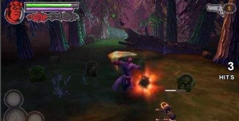 地狱男爵3血皇后崛起完整版游戏