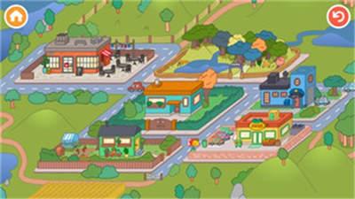 托卡小镇度假乐园游戏