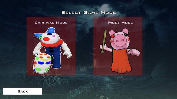 恐怖猪猪逃脱游戏