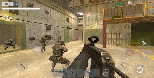 枪战射击游戏大全下载